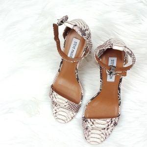 Steve Madden | Sara Column Heel Sandal